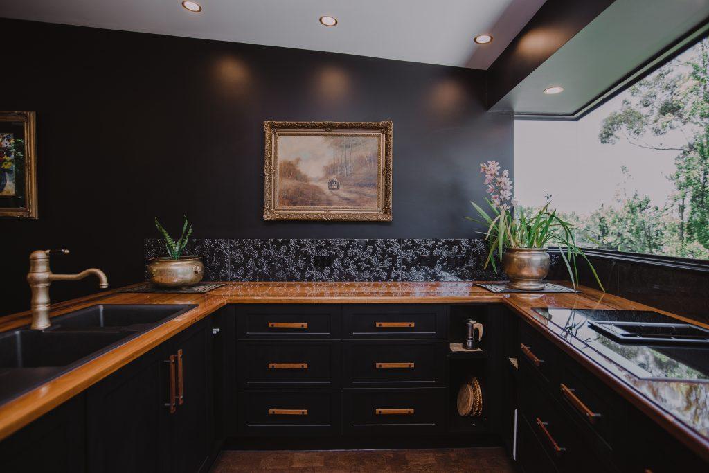 Dark Colour Kitchens To Inspire Your Next Kitchen Design